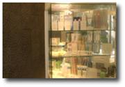 予防歯科用品の展示と販売